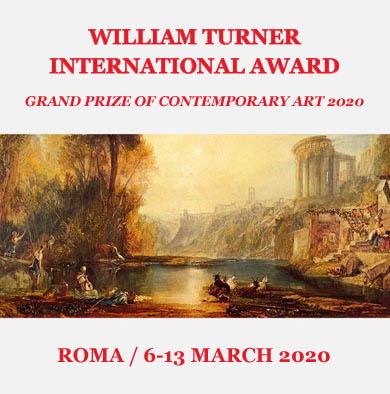 WILLIAM TURNER INTERNATIONAL AWARD